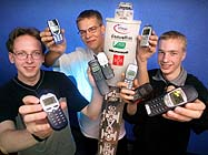 Bundeswettbewerb Jugend-forscht 2001